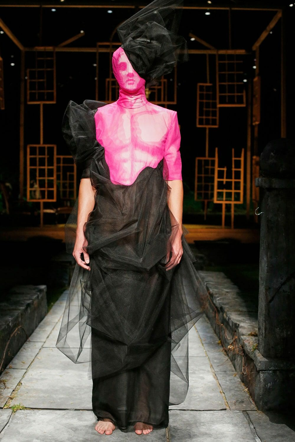 Thom Browne Spring Summer 2022 New York. RUNWAY MAGAZINE ® Collections. RUNWAY NOW / RUNWAY NEW
