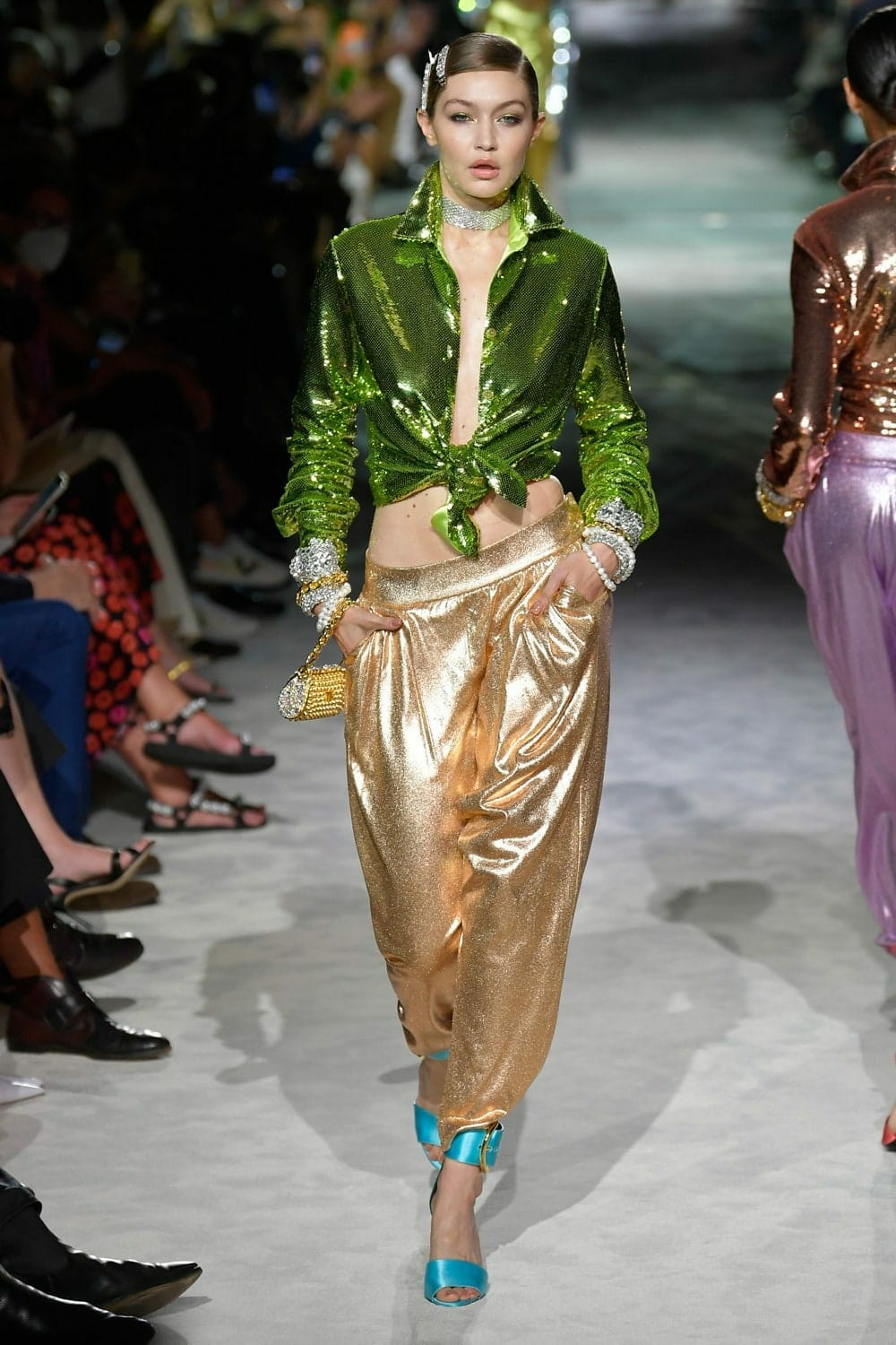 Tom Ford Spring Summer 2022 New York. RUNWAY MAGAZINE ® Collections. RUNWAY NOW / RUNWAY NEW