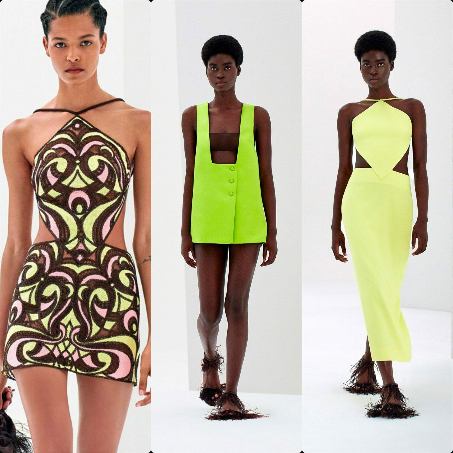 Emilio Pucci Spring Summer 2022 Milan. RUNWAY MAGAZINE ® Collections. RUNWAY NOW / RUNWAY NEW