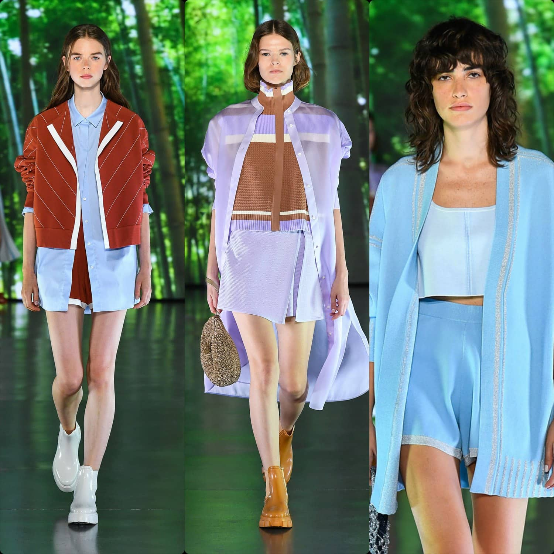 Anteprima Spring Summer 2022 Milan. RUNWAY MAGAZINE ® Collections. RUNWAY NOW / RUNWAY NEW