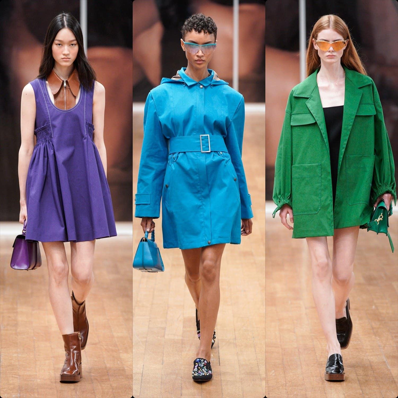Tod's Spring Summer 2022 Milan. RUNWAY MAGAZINE ® Collections. RUNWAY NOW / RUNWAY NEW