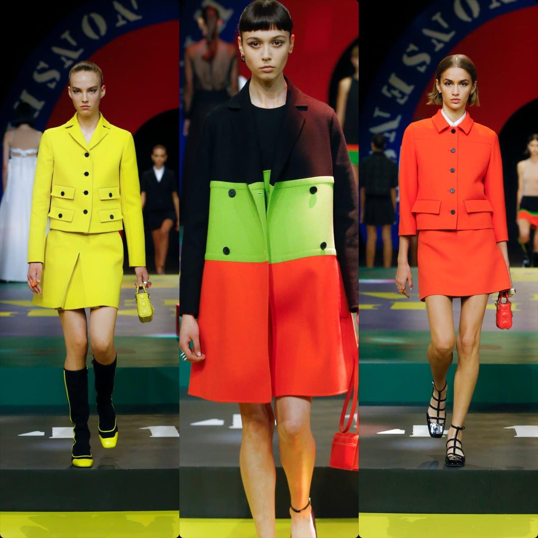 Dior Spring Summer 2022 Paris. RUNWAY MAGAZINE ® Collections. RUNWAY NOW / RUNWAY NEW