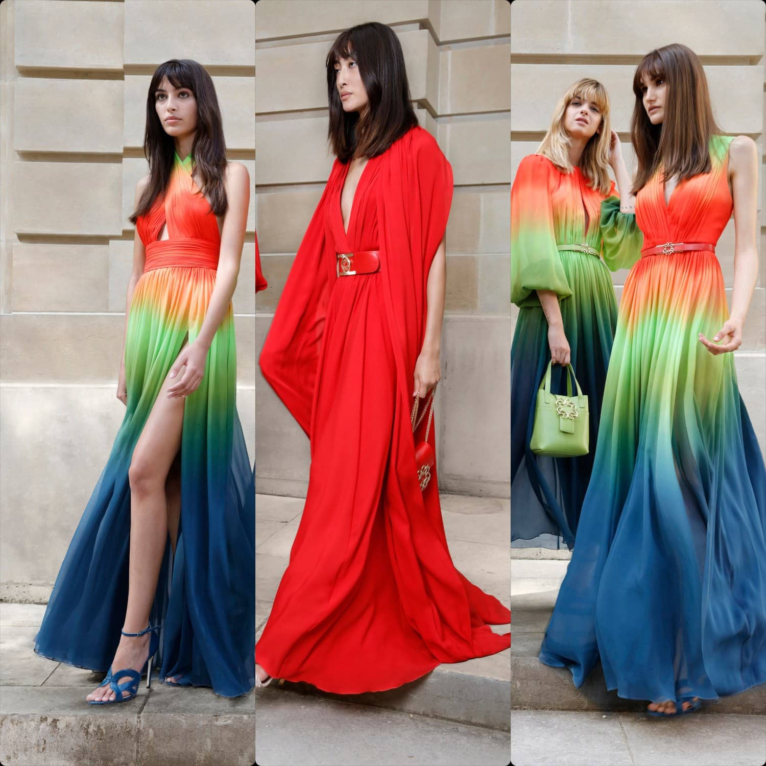 Elie Saab Spring Summer 2022 Ready-to-Wear. RUNWAY MAGAZINE ® Collections. RUNWAY NOW / RUNWAY NEW