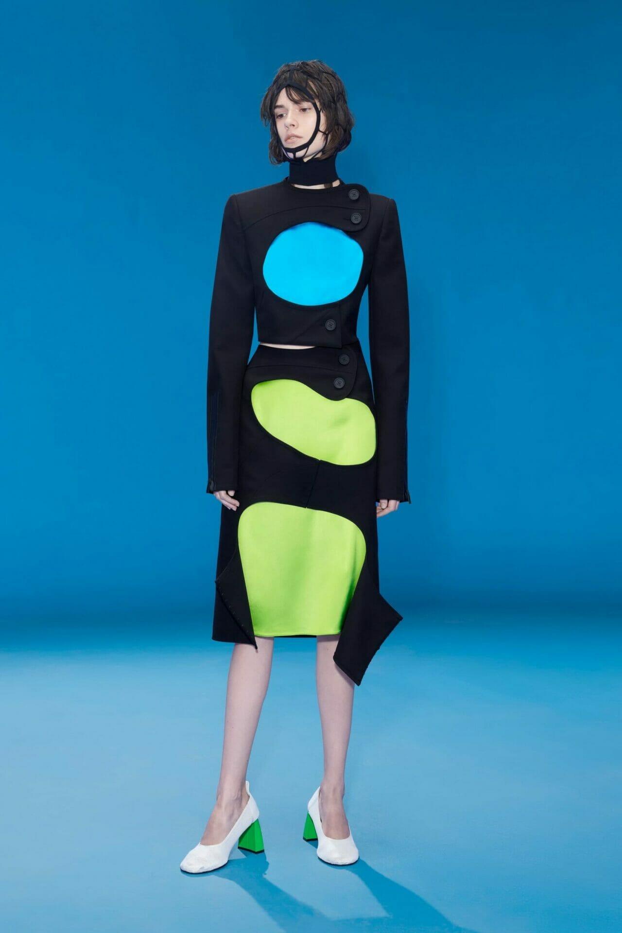 Nina Ricci Spring Summer 2022 Paris. RUNWAY MAGAZINE ® Collections. RUNWAY NOW / RUNWAY NEW
