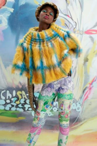 Tsumori Chisato Ready-to-Wear Fall-Winter 2019-2020 by RUNWAY MAGAZINE