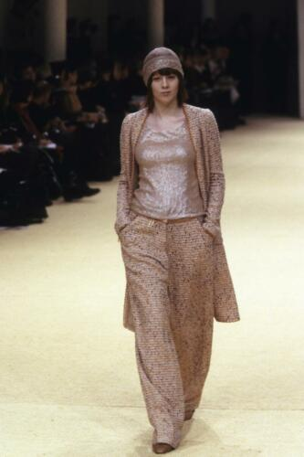 CHANEL HAUTE COUTURE SPRING-SUMMER 1999. RUNWAY MAGAZINE ® Collections
