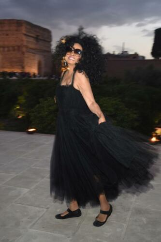 Christian Dior Cruise 2020 Marrakesh. Afro-Dior Bo-bo Couture House. Diana Ross. RUNWAY MAGAZINE ® Collections. RUNWAY NOW / RUNWAY NEW
