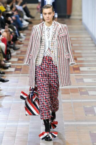 Thom Browne Ready-to-Wear Fall-Winter 2019-2020 by RUNWAY MAGAZINE
