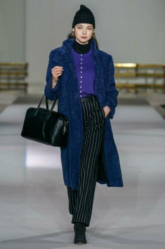 Agnès b. Ready-to-Wear Fall-Winter 2019-2020 by RUNWAY MAGAZINE