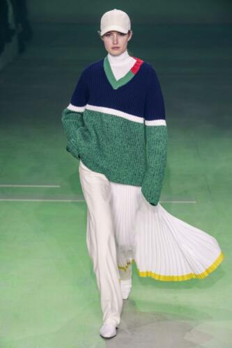 Lacoste Ready-to-Wear Fall-Winter 2019-2020 by RUNWAY MAGAZINE
