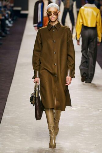 Fendi Ready-to-Wear Fall-Winter 2019-2020 by RUNWAY MAGAZINE