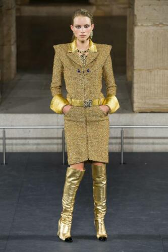 CHANEL PRE-FALL 2019 Metiers d'Art New York. RUNWAY MAGAZINE ® Collections