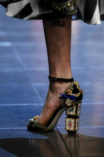 "DOLCE & GABBANA READY-TO-WEAR SPRING-SUMMER 2016. Milan Fashion Week. RUNWAY MAGAZINE ® Collections Special Selection ""Fashion Treasure"". RUNWAY MAGAZINE ® Collections. RUNWAY NOW / RUNWAY NEW"