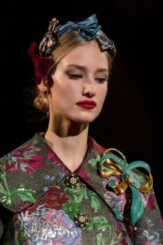 Dolce & Gabbana Ready-to-Wear Fall-Winter 2019-2020 - DETAILS. Photographer Armando Grillo / RUNWAY MAGAZINE ® Collections