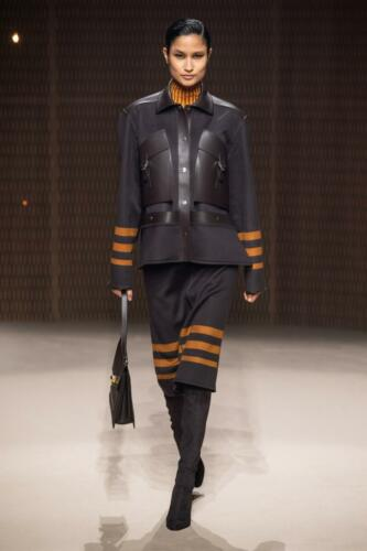 Hermes Ready-to-Wear Fall-Winter 2019-2020 by RUNWAY MAGAZINE